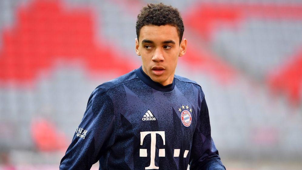 Jamal Musiala bleibt dem FC Bayern München langfristig erhalten
