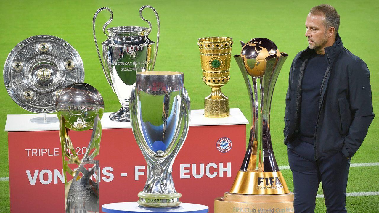 Hansi Flick: Seine wichtigsten Spiele als Bayern-Coach - Bildquelle: 2020 Getty Images