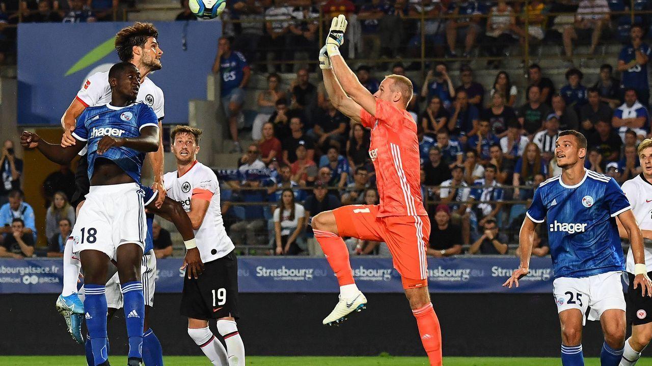 Einzelkritik Eintracht Frankfurt - Bildquelle: 2019 imago