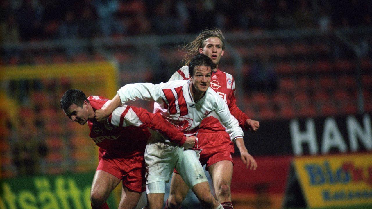 Platz 7 (geteilt): Bayern München II - VfB Stuttgart 9:8 n.E. (18 Elfmeter/ Saison 1994/1995) - Bildquelle: imago sportfotodienst
