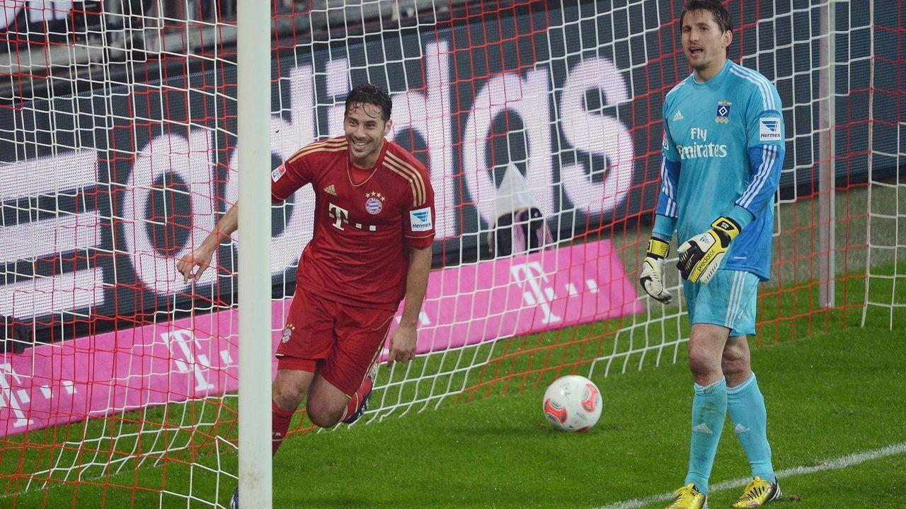 Platz 2 (geteilt): FC Bayern München - Hamburger SV 9:2 (30.03.2013) - Bildquelle: imago sportfotodienst