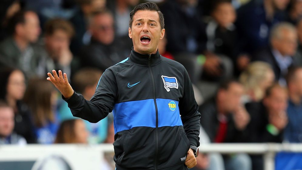 Wurde in der Sommerpause vom U23- zum Profi-Cheftrainer befördert: Ante Covi... - Bildquelle: 2019 Getty Images