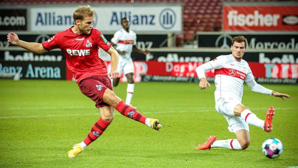 Trotz eines Treffers nach 24 Sekunden reicht es für Stuttgart wieder nicht f... - Bildquelle: 2020 Getty Images