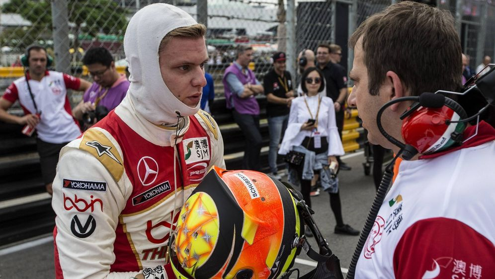 Mick Schumacher gewann 2018 die Formel-3-EM - Bildquelle: Imago