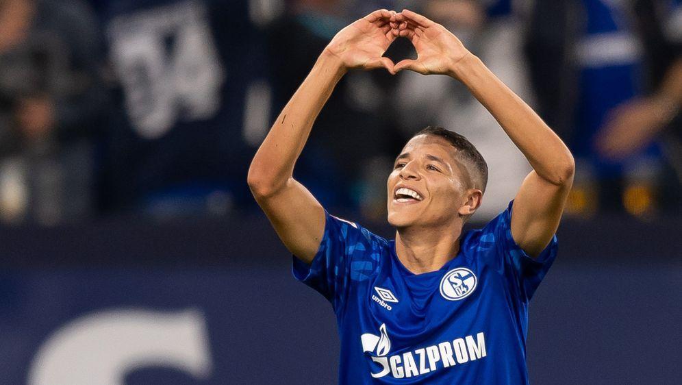 Schalkes Matchwinner: Amine Harit - Bildquelle: imago