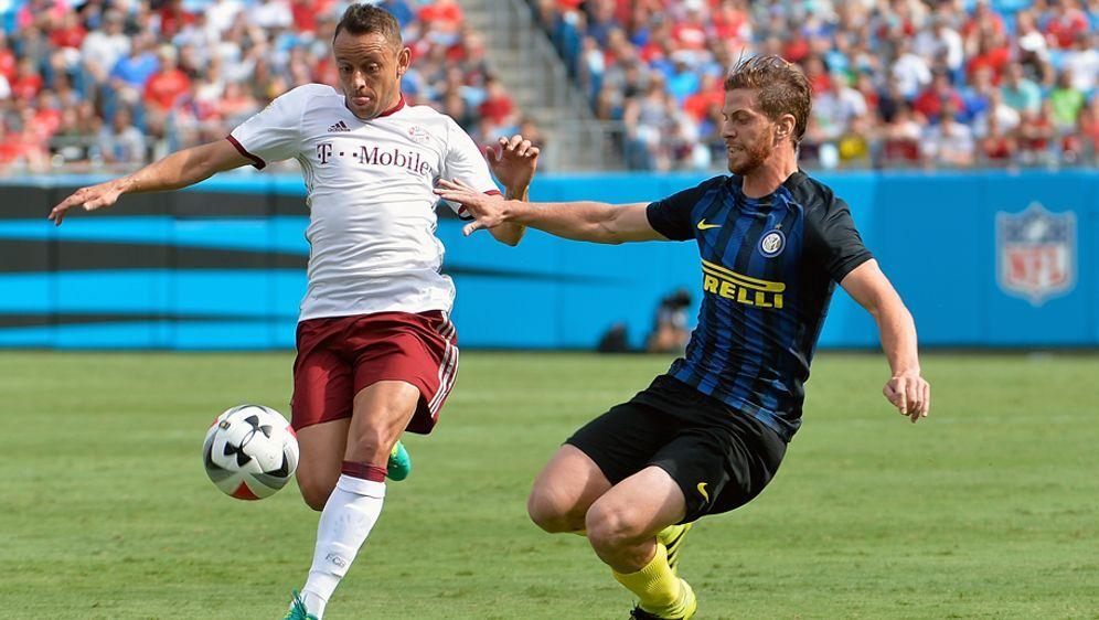 LIVETICKER FC Bayern Vs Inter Mailand