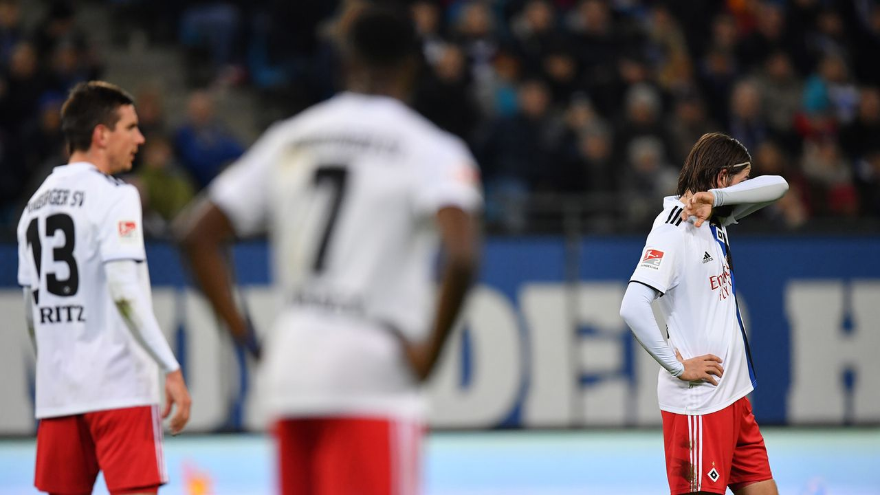 Hamburger SV (Zweiter, 31 Punkte) - Bildquelle: 2020 Getty Images