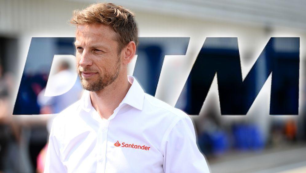 Jenson Button geht in Hockenheim an den Start - Bildquelle: Getty Images