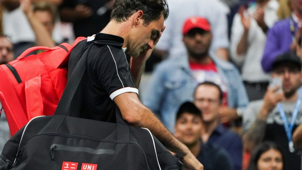 Federer ist im Viertelfinale ausgeschieden - Bildquelle: AFPSIDDOMINICK REUTER