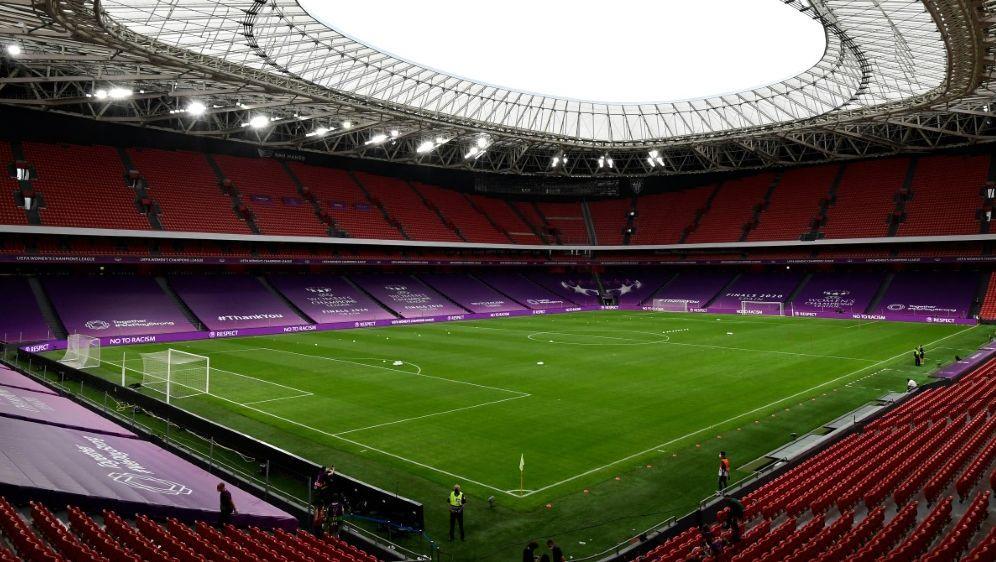 Bilbao soll für verlegte EM-Spiele entschädigt werden - Bildquelle: AFPPOOLSIDJAVIER SORIANO