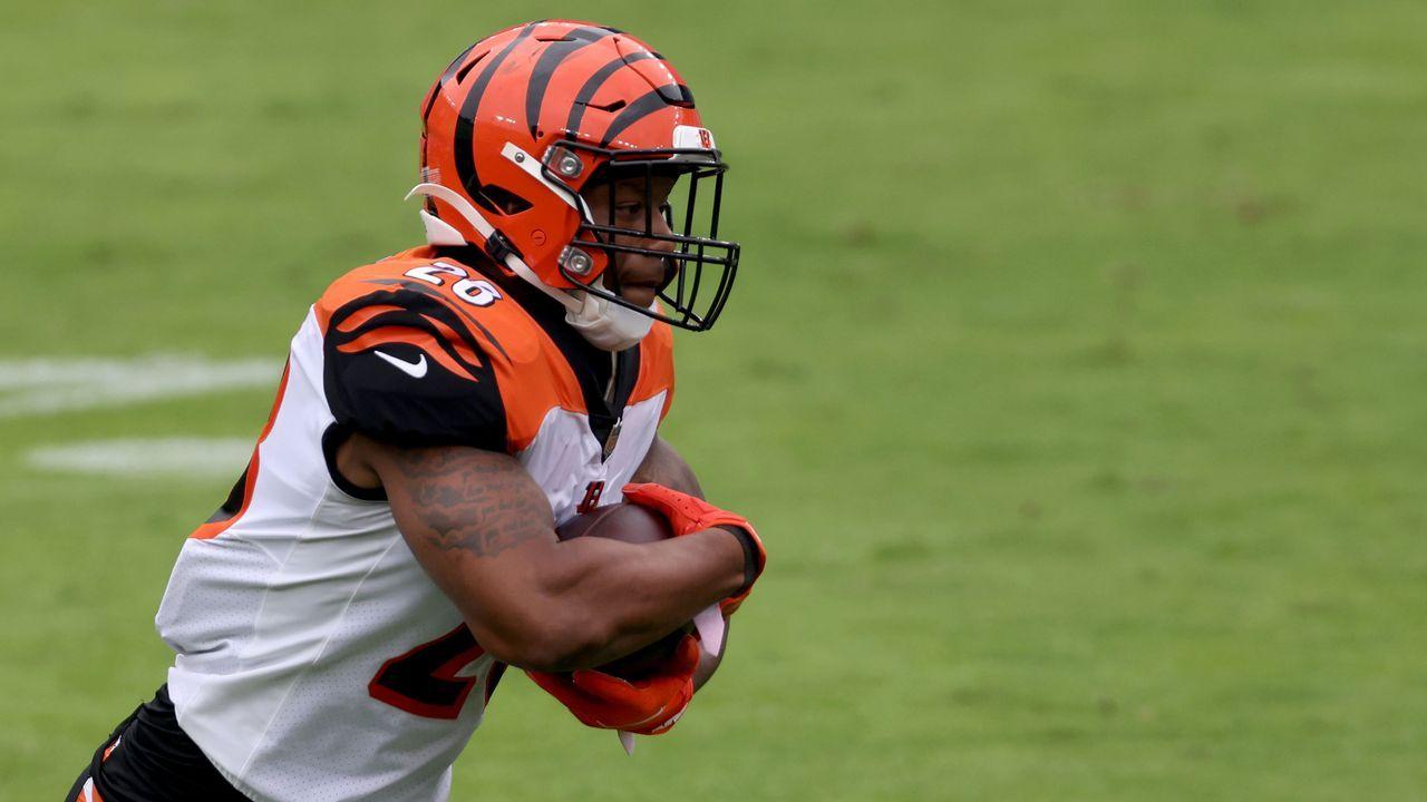 Platz 9: Joe Mixon (Cincinnati Bengals) - Bildquelle: 2020 Getty Images