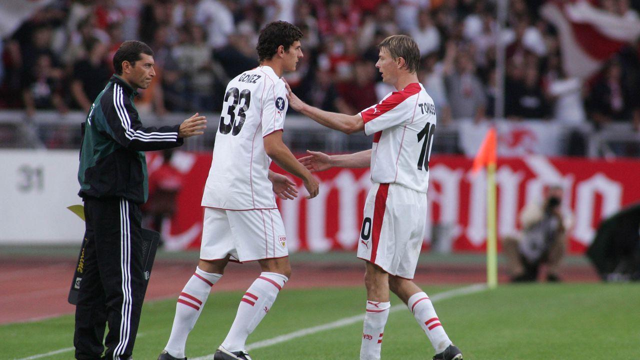Debüt gegen Hamburger SV  - Bildquelle: getty
