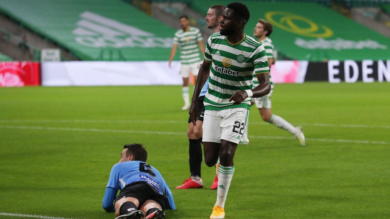 Odsonne Edouard (heute Celtic Glasgow) - Bildquelle: 2020 Getty Images