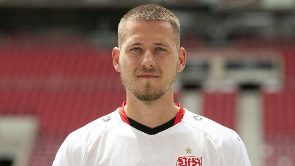 Waldemar Antonfehlt beim Spiel gegen Bayer Leverkusen - Bildquelle: AFPSIDTHOMAS KIENZLE