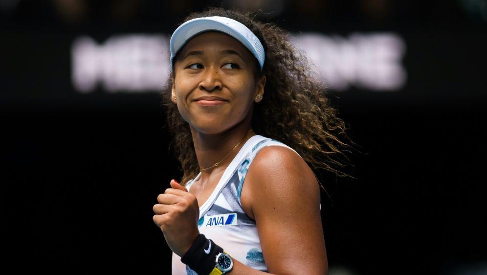 Osaka landete vor ihrer Konkurrentin Serena Williams - Bildquelle: PIXATHLONPIXATHLONSID