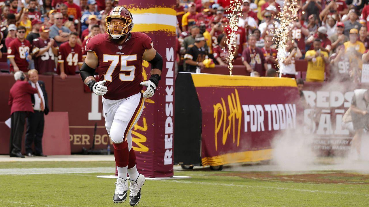 Brandon Scherff (Washington Redskins) - Bildquelle: imago