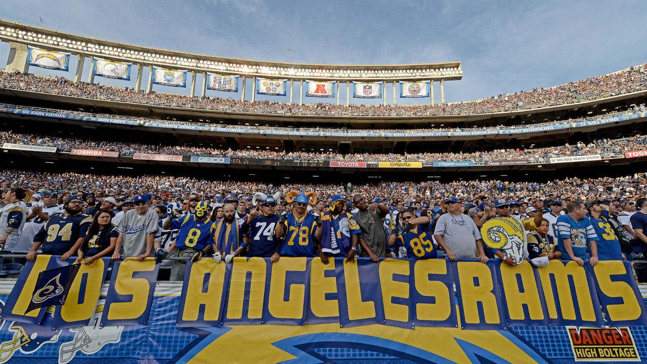Los Angeles Rams - Bildquelle: 2014 Getty Images