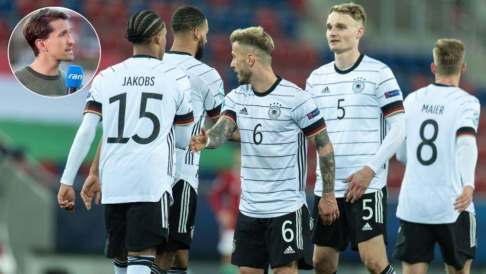 Zeigte sich vor allem von der Defensive der deutschen U21 begeistert: ranFus... - Bildquelle: Imago Images