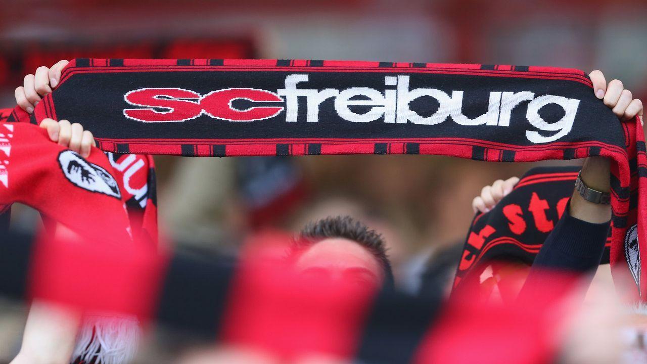 SC Freiburg - Bildquelle: 2015 Getty Images