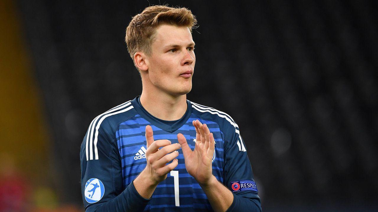 Alexander Nübel (FC Schalke 04)  - Bildquelle: imago images / Sven Simon