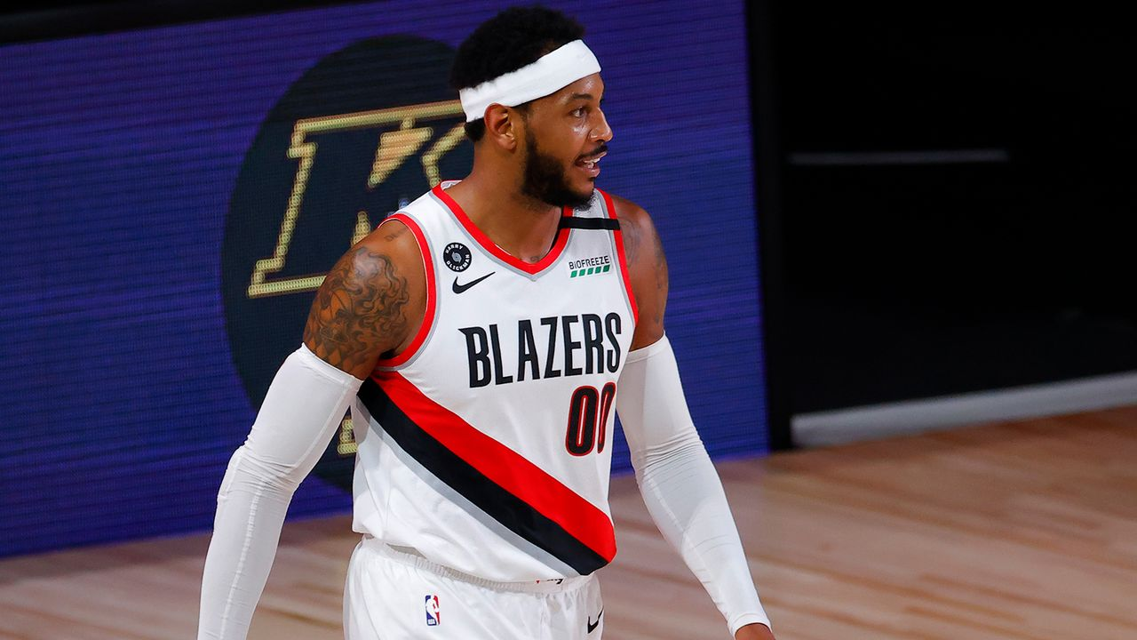 Carmelo Anthony (Portland Trail Blazers) - Bildquelle: Getty Images