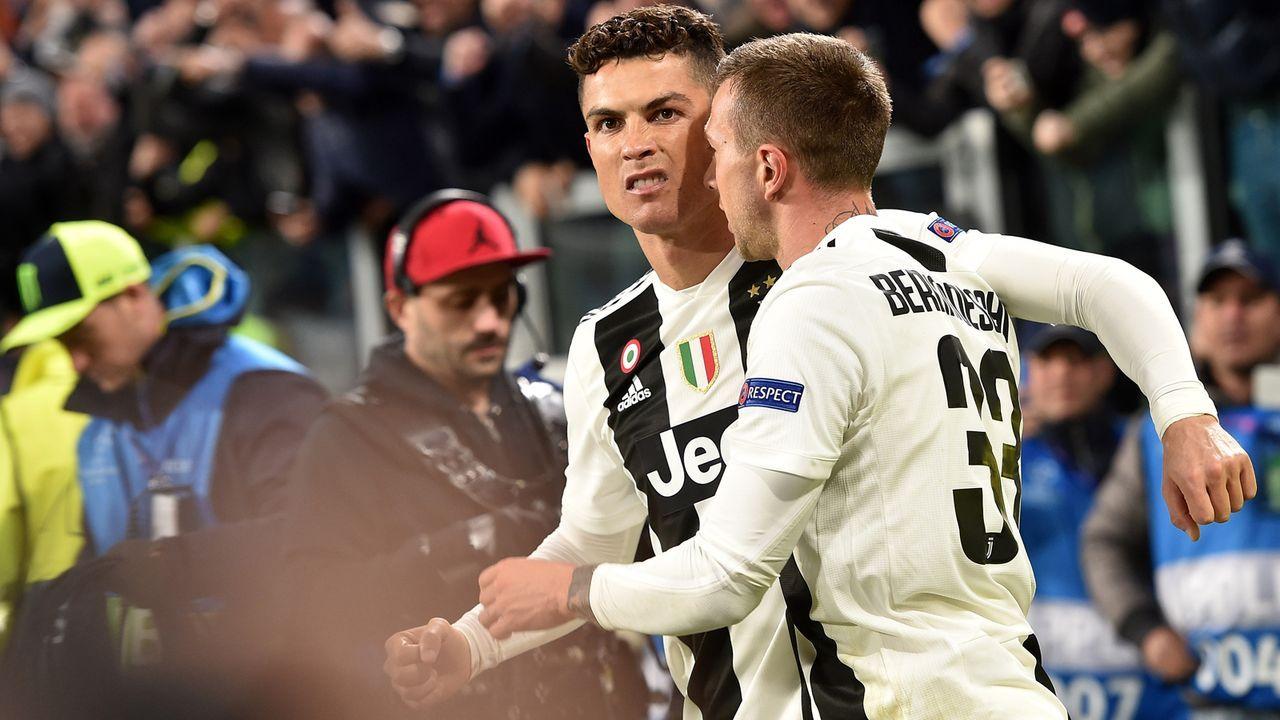Platz 5 - Juventus Turin - Bildquelle: 2019 Getty Images