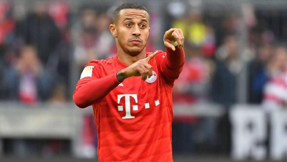 Thiago wird den FC Bayern München wohl verlassen - Bildquelle: imago images/Sven Simon