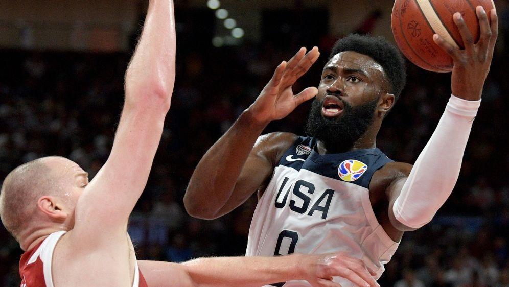 Basketball-WM: Die USA gehen als Siebter aus dem Turnier - Bildquelle: AFPSIDNOEL CELIS