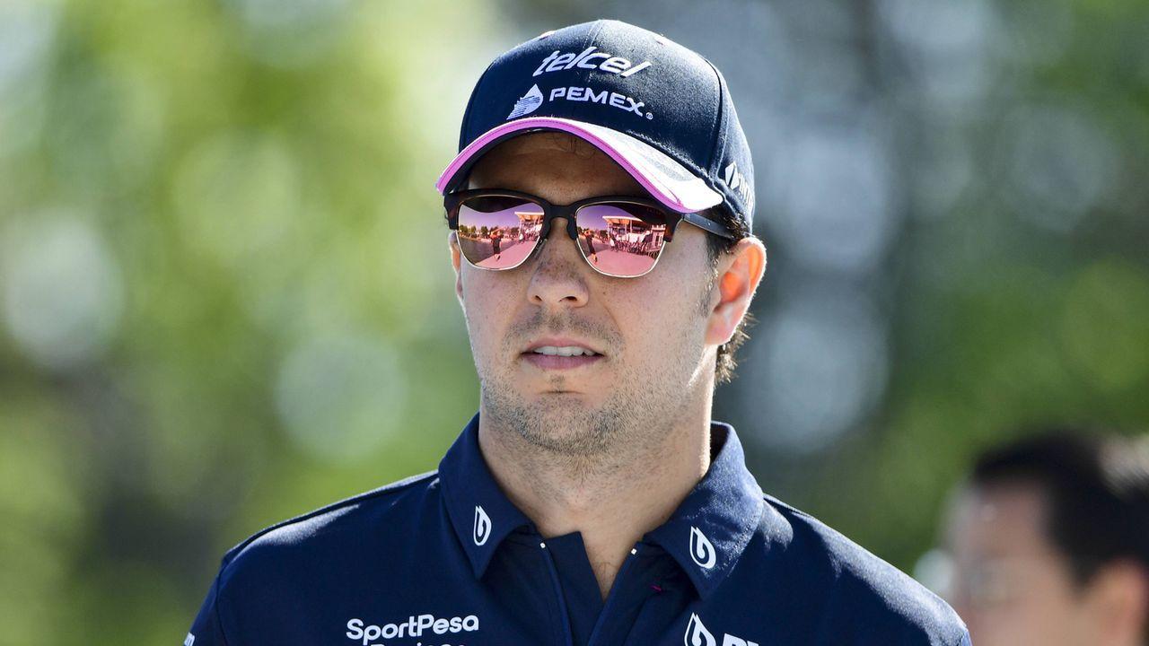 Sergio Perez (Racing Point) - Bildquelle: imago images / Motorsport Images