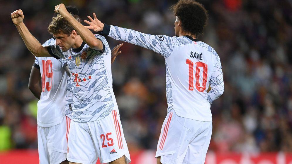 Der FC Bayern trifft in der Champions League am 2. Spieltag auf Dynamo Kiew. - Bildquelle: 2021 Getty Images