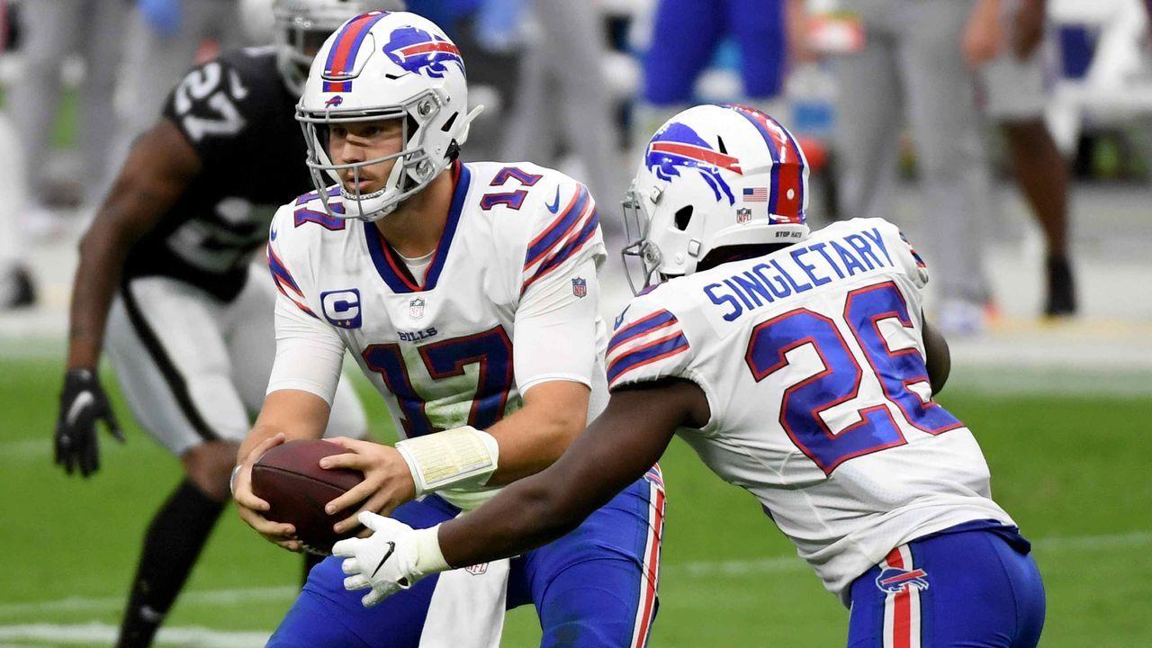 30. Pick: Buffalo Bills - Bildquelle: getty