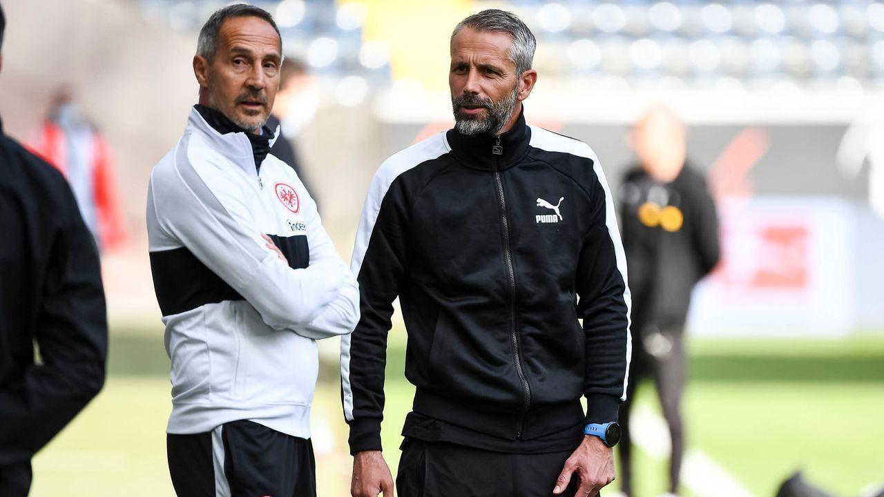Hütter knackt Rose-Rekord: Die teuersten Trainer der Bundesliga - Bildquelle: Jan Huebner