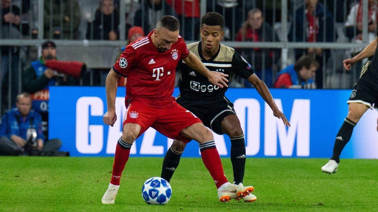Franck Ribery - Bildquelle: imago
