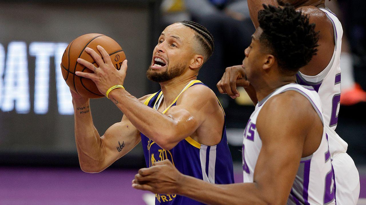 Platz 11 - Golden State Warriors - Bildquelle: Getty Images