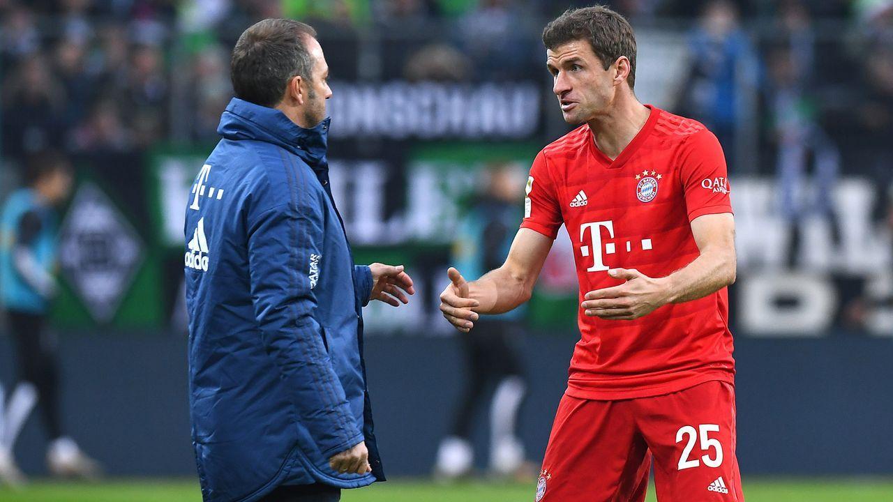 Thomas Müller (FC Bayern München) - Bildquelle: Imago Images