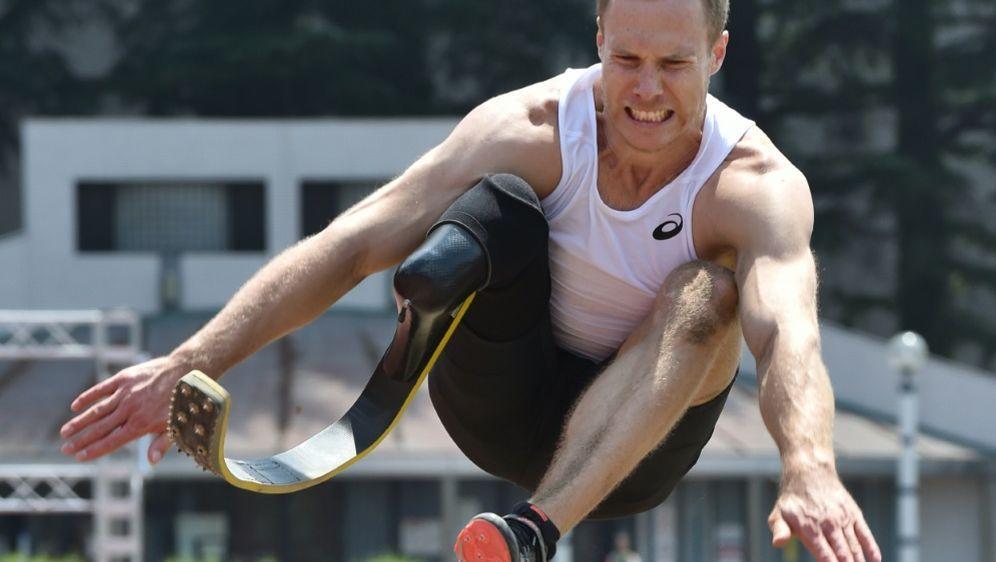 Markus Rehm ist Deutschlands Para Sportler des Jahres - Bildquelle: AFPSIDKAZUHIRO NOGI