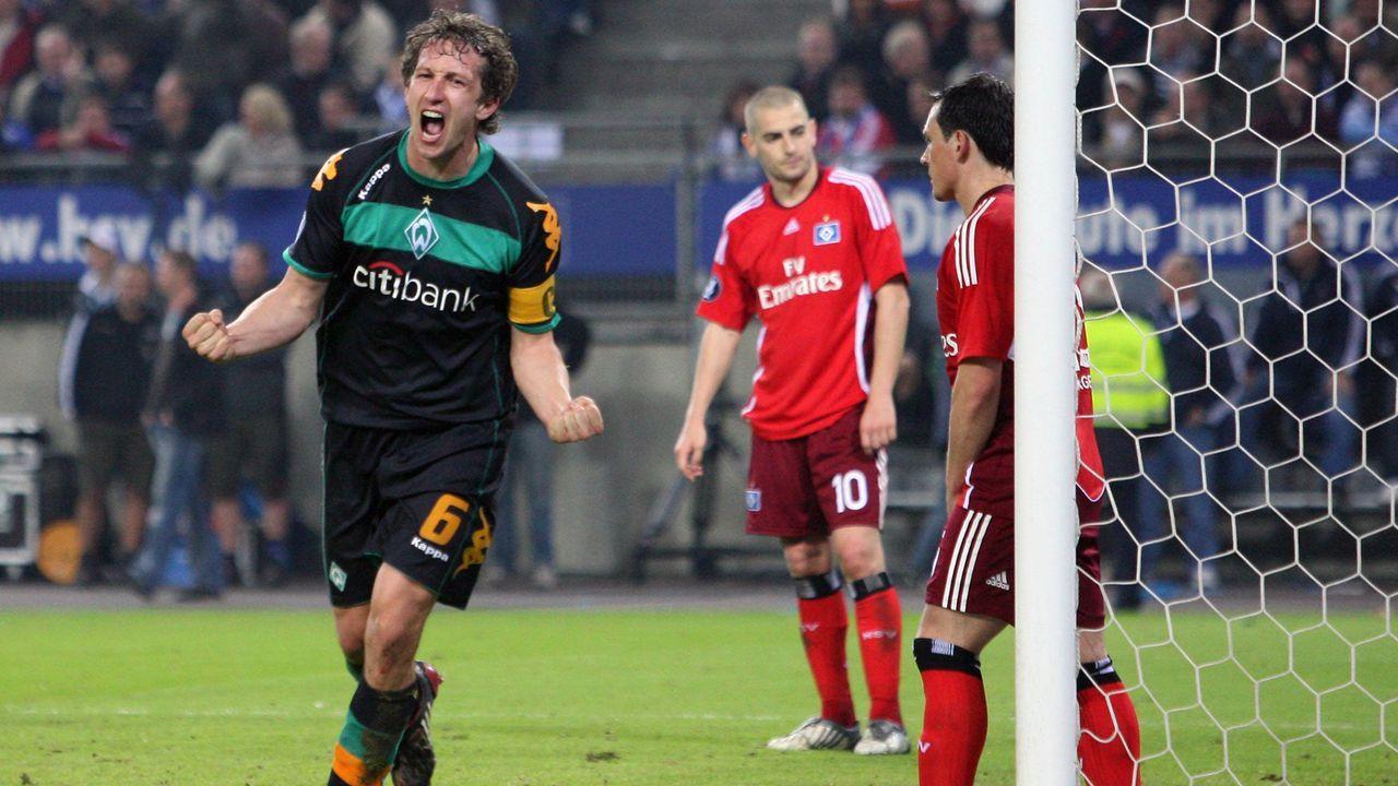 Hamburger SV - Werder Bremen (Saison 2008/09) - Bildquelle: imago sportfotodienst