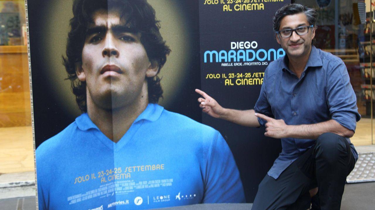 Diego Maradona - Bildquelle: imago images / Pacific Press Agency