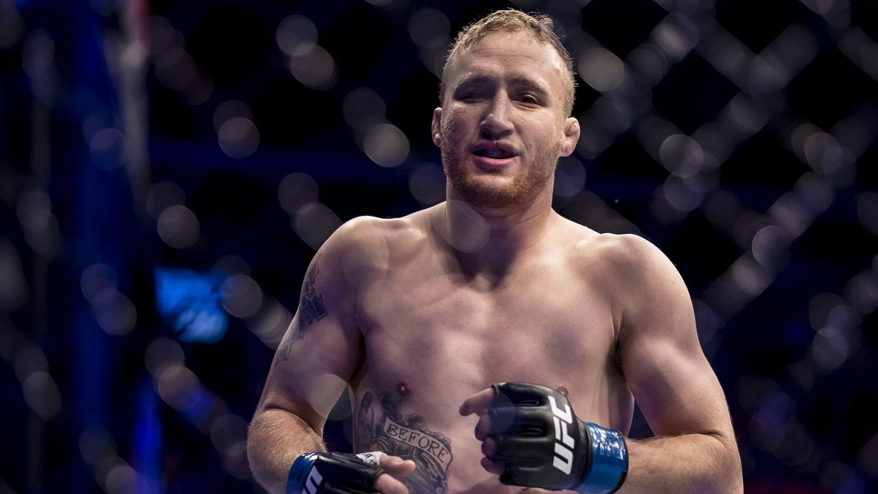 Option 6: Contender-Kampf gegen Justin Gaethje - Bildquelle: imago images/ZUMA Press