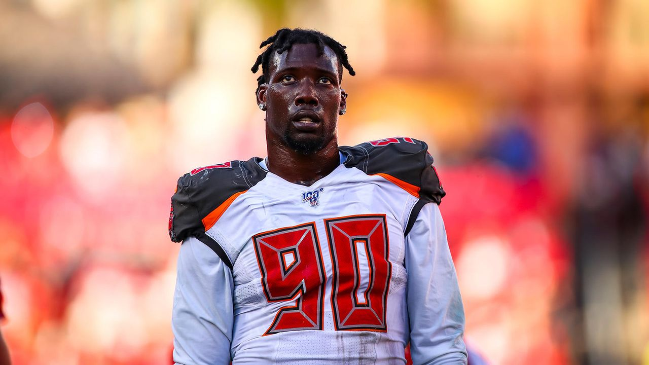 Jason Pierre-Paul (Tampa Bay Buccaneers) - Bildquelle: Getty Images