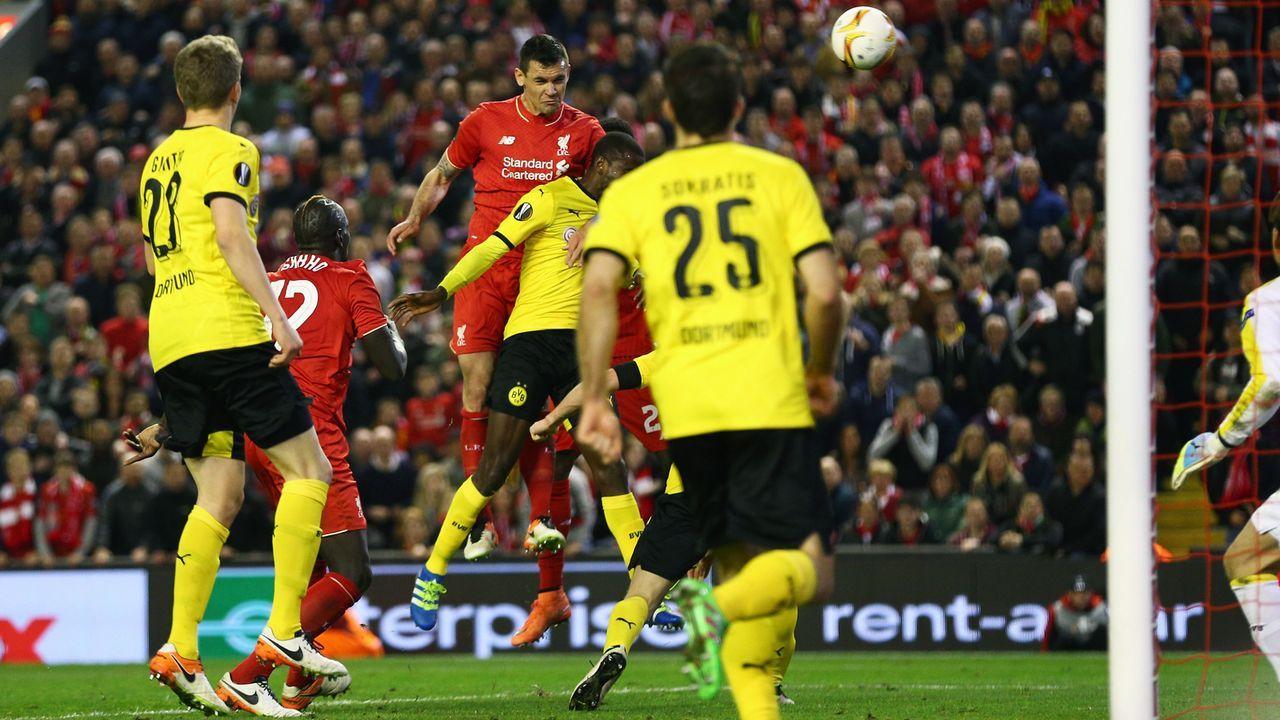 Dejan Lovren (FC Liverpool) - Bildquelle: 2016 Getty Images