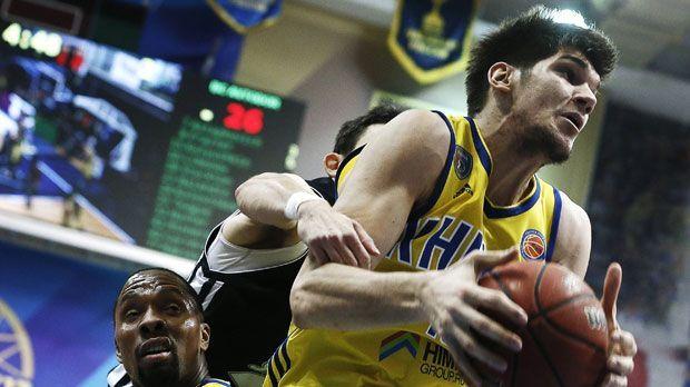 Marko Todorovic (Khimki) - Bildquelle: imago/ITAR-TASS