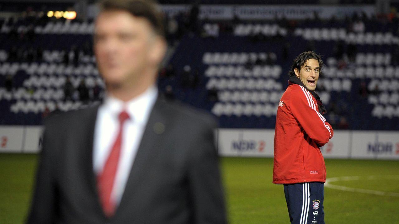 Luca Toni - Bildquelle: imago sportfotodienst