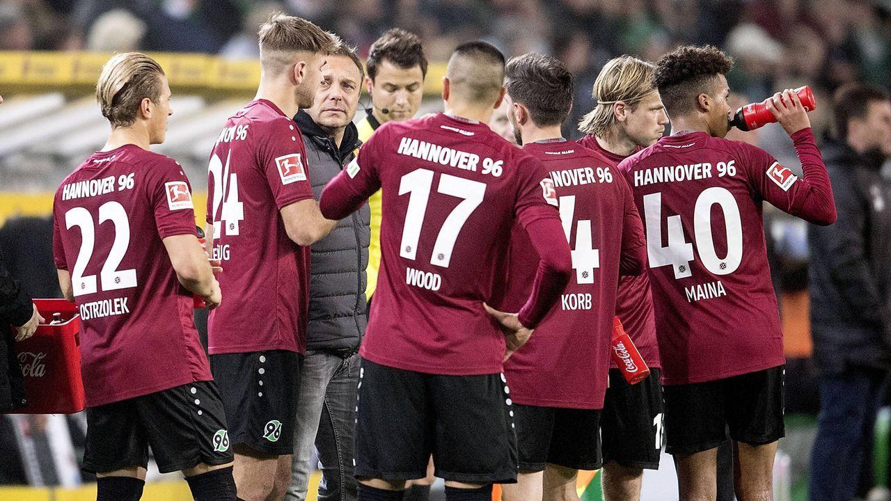 5. Hannover 96 - Bildquelle: imago/Sven Simon