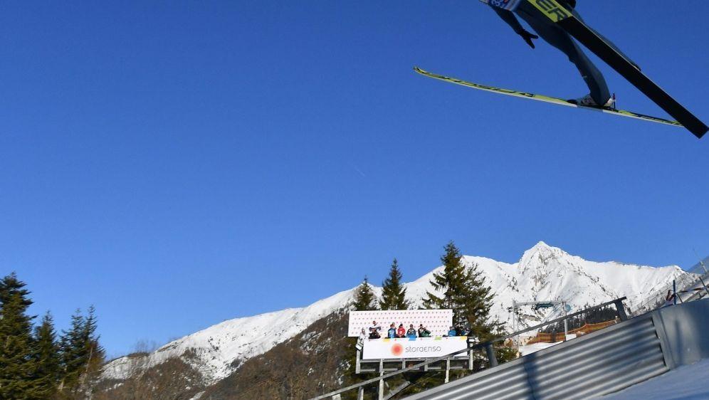 Selina Freitag Skispringen