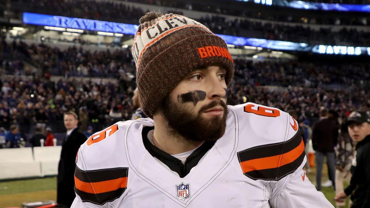 Platz 10: Cleveland Browns - Bildquelle: 2018 Getty Images