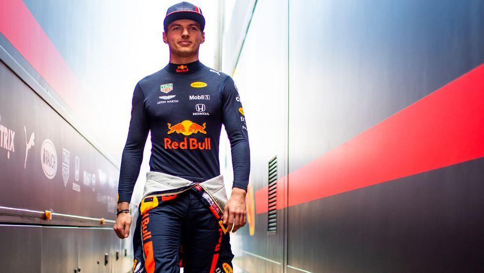 Max Verstappen möchte mit Red Bull die Weltmeisterschaft gewinnen. - Bildquelle: imago