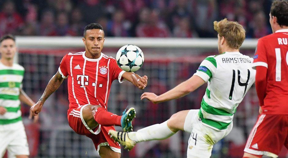 Celtic Gegen Bayern