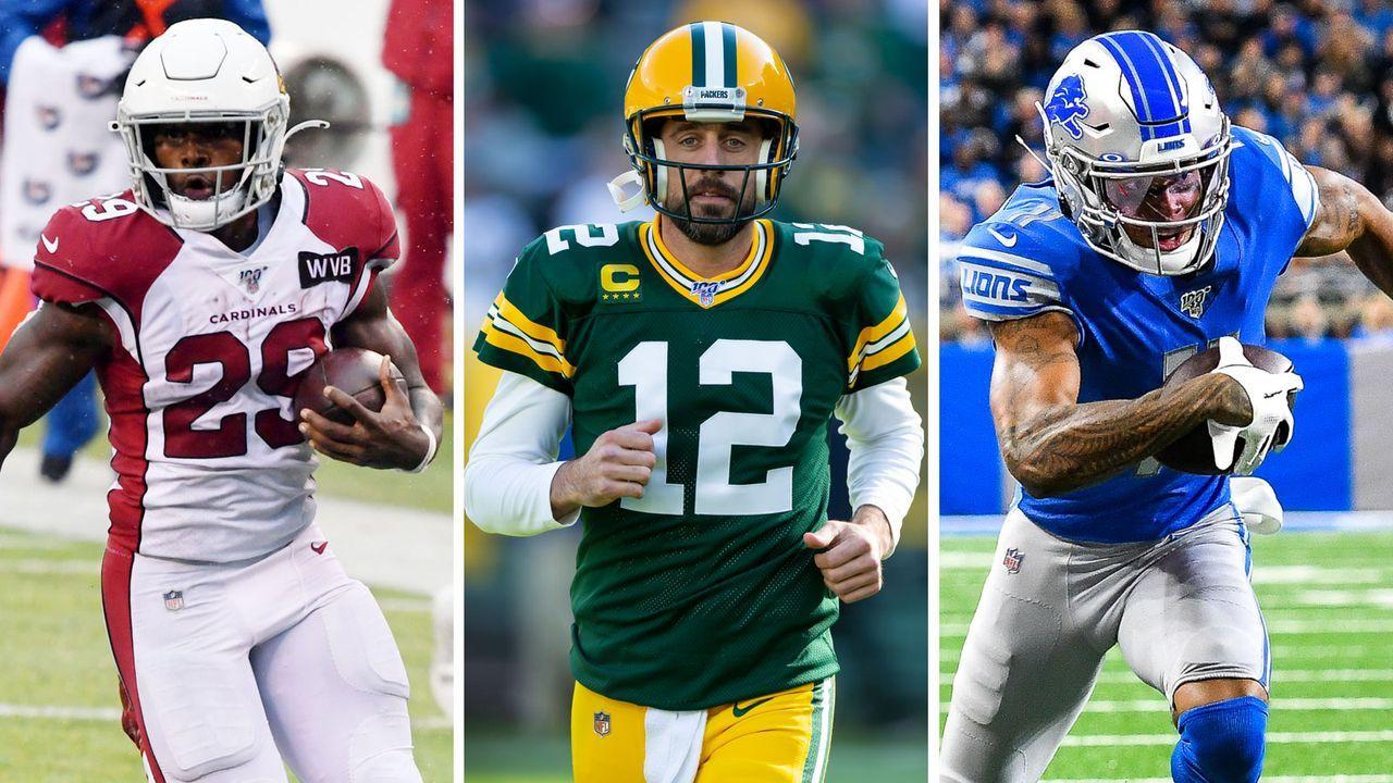 NFL Fantasy Manager: Das Top-Team aus Week 7 - Bildquelle: imago