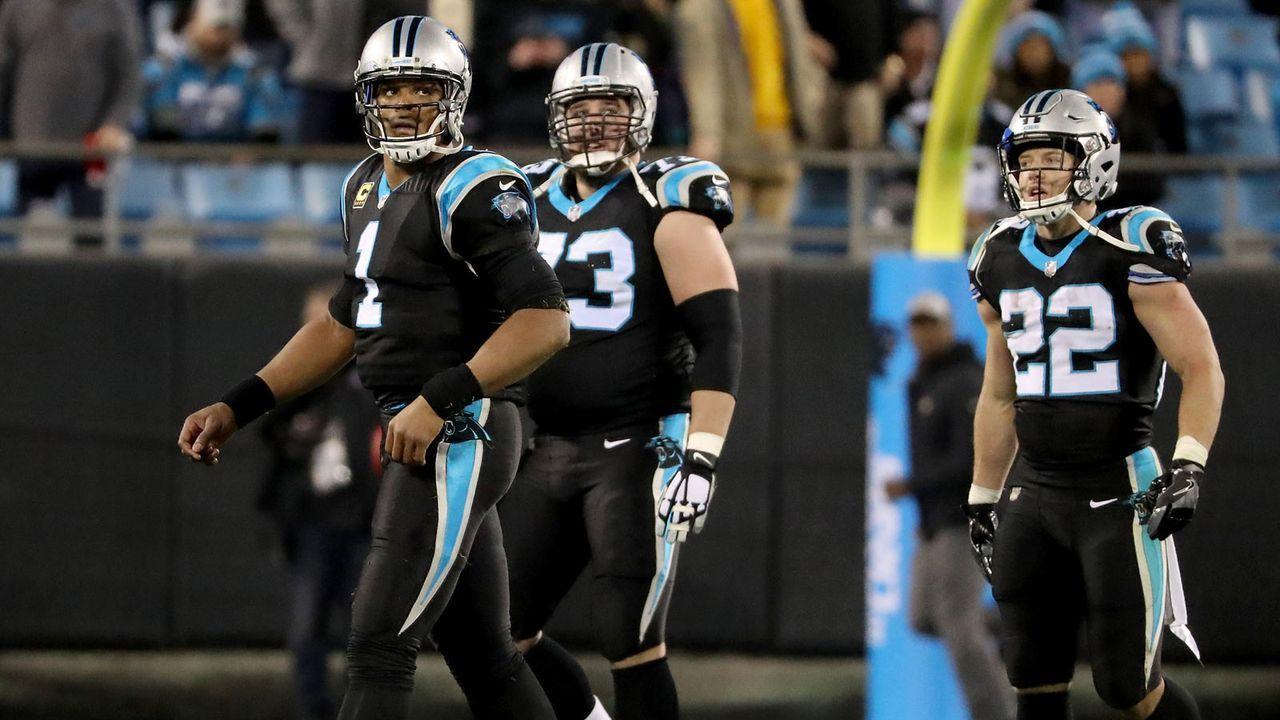 Carolina Panthers: 7 Picks - Bildquelle: 2018 Getty Images